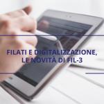 Filati e digitalizzazione